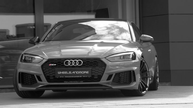 Pump Your Audi RS5 Coupe with Wheelsandmore`s Power Stage 1 & 2