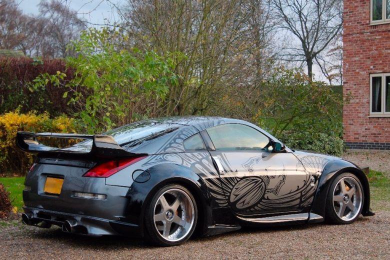 F&F Tokyo Drift 350Z for Sale