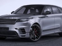 This Is a Majestic Range Rover Velar with Widebody Kit by Lumma Design