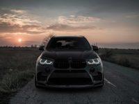 Black BMW X5 M by Z-Performance