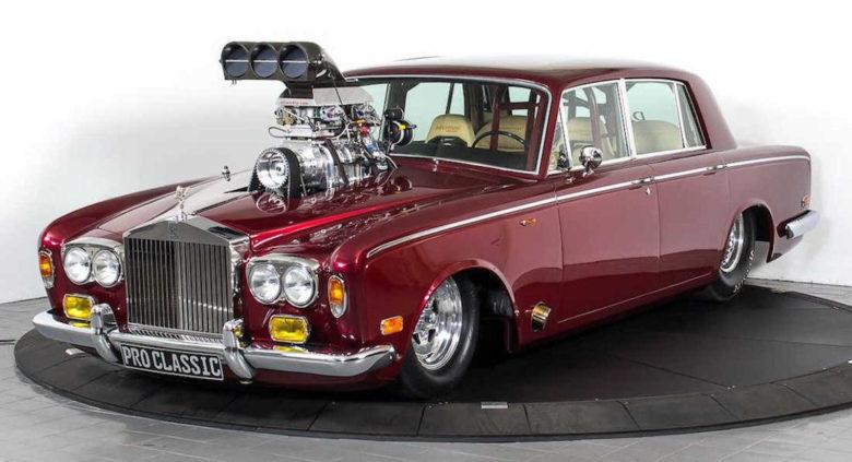 Monster Rolls-Royce for Sale