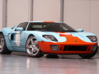 New and Old Ford GT by Wheelsandmore