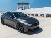 BMW M4 GTS Sits on HRE Wheels