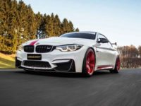 BMW M4 with Impressive Power Upgrade by Manhart