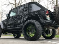 Jeep Wrangler 'Call of Duty' Special Gets Massive Wheels and Some Visuals