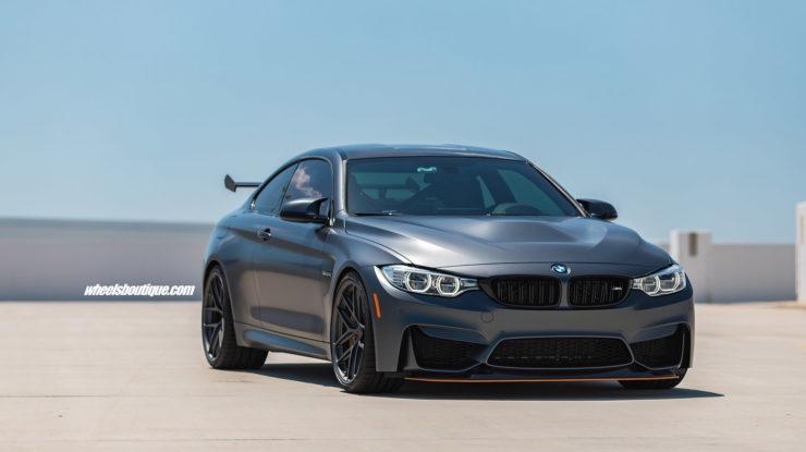 BMW M4 GTS Wheels Boutique, Wears HRE Wheels