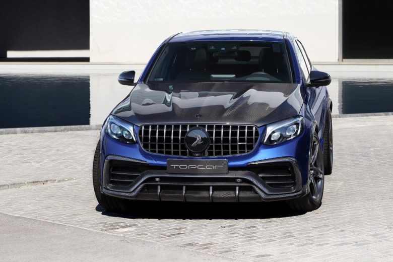Mercedes GLC with INFERNO Body Kit by TopCar, Prices Revealed