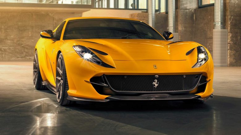 Ferrari 812 Superfast – Tuning by Novitec