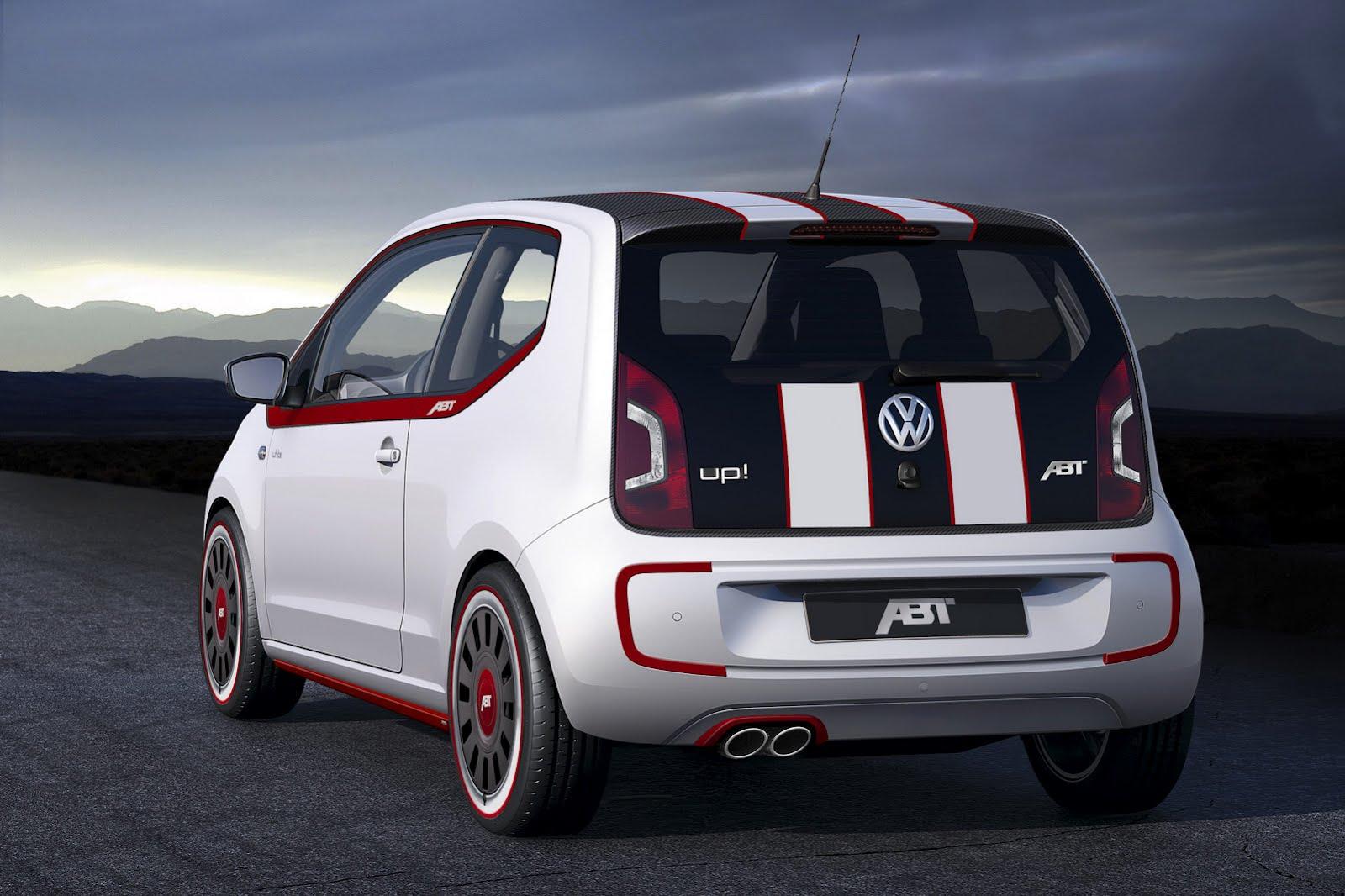 Volkswagen Up! by ABT Sportsline