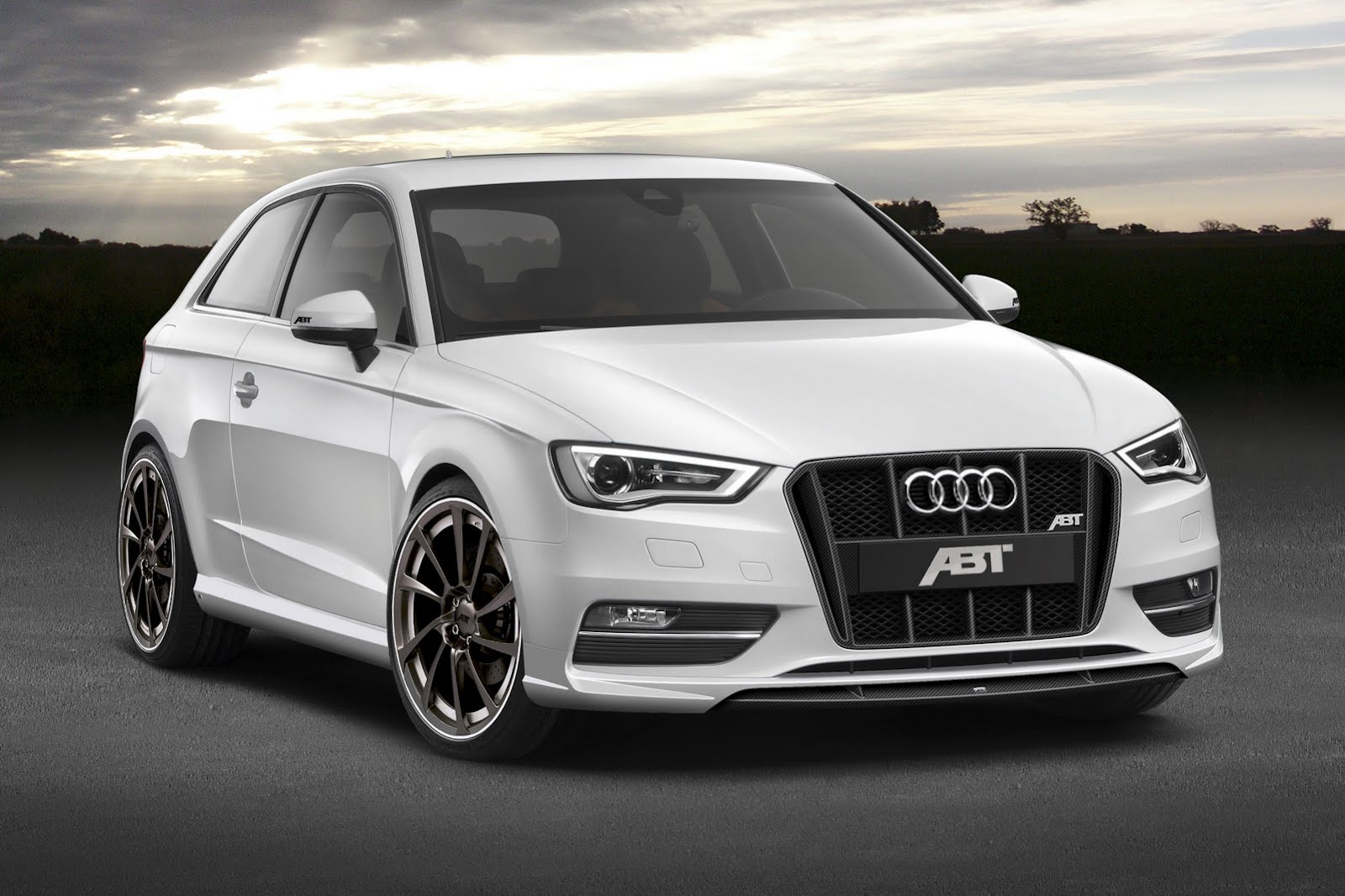 All-new Audi A3 tuned by ABT Sportsline