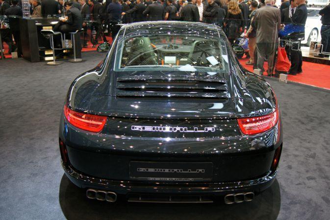 Porsche 991 Carrera Gemballa GT