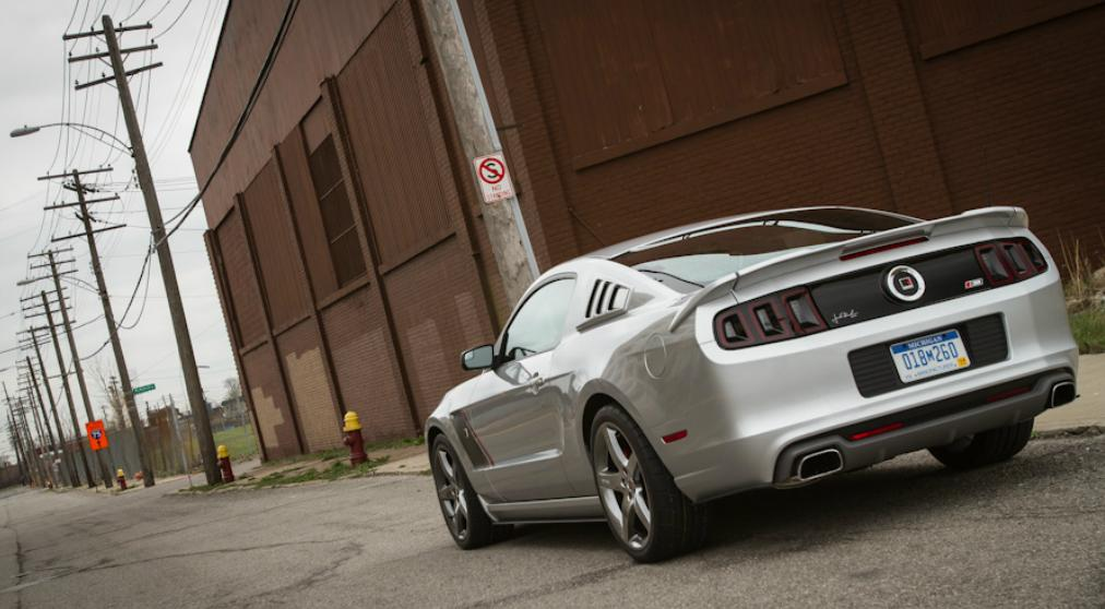 2013 Ford Mustang by Roush