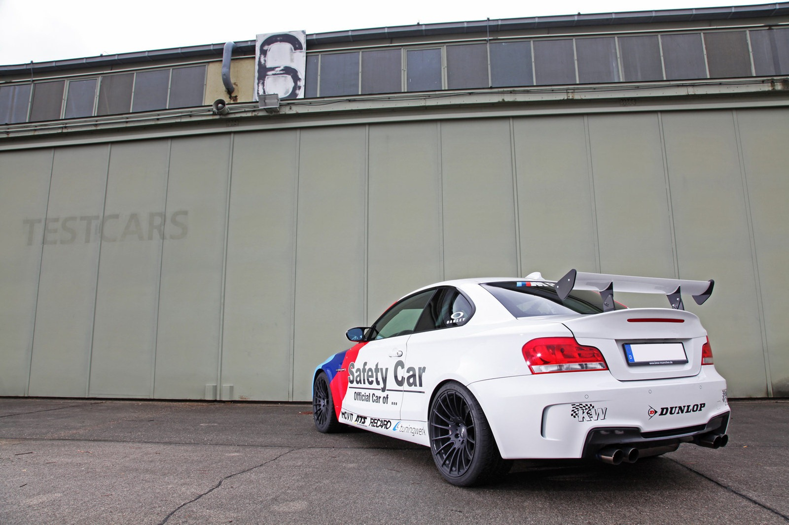 BMW 1M Coupe by Tuningwerk