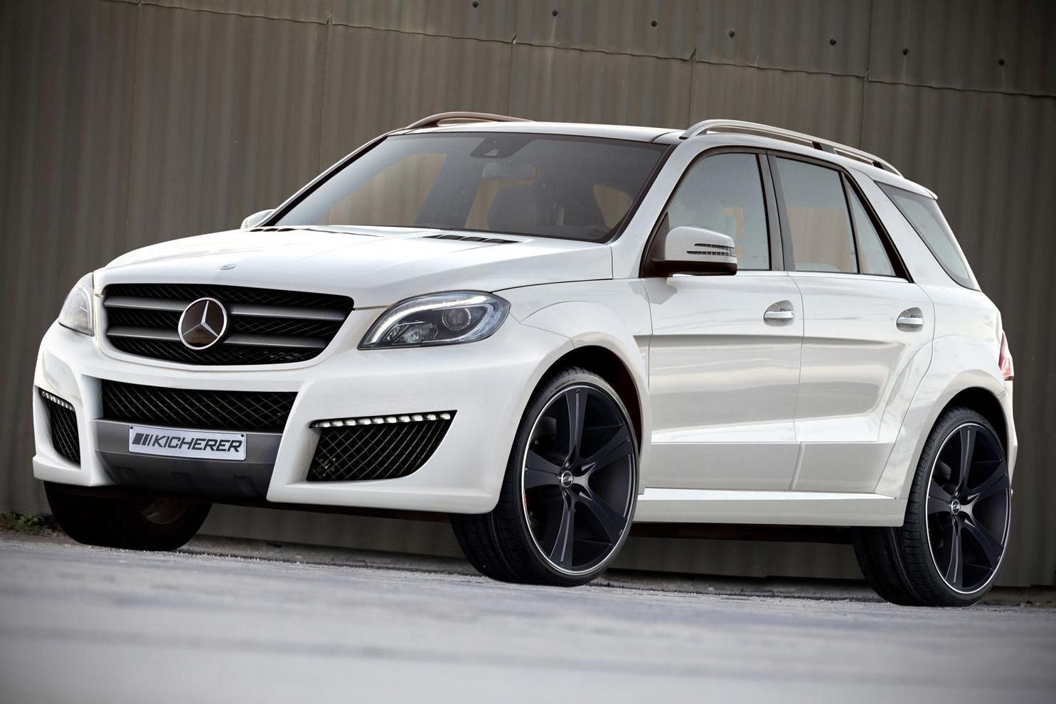 Mercedes M-Class by Kicherer