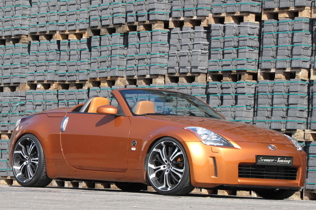 Nissan 350Z by Senner Tuning