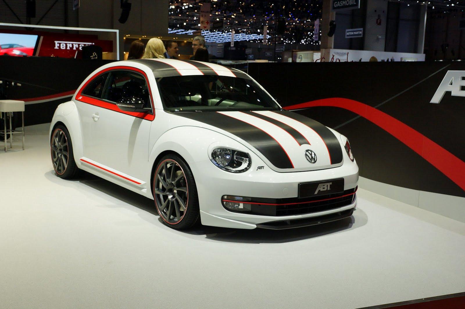VW Beetle by ABT Sportsline
