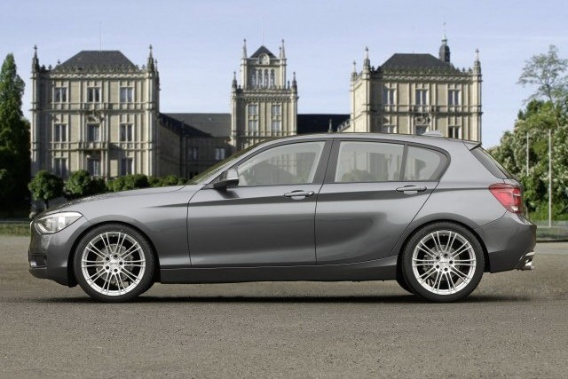 BMW 116i hatchback by Hartge