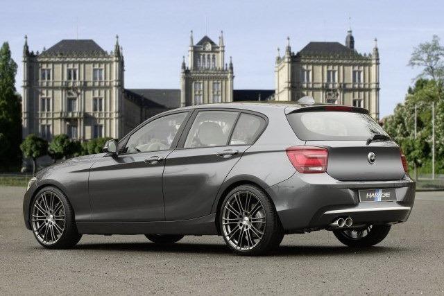 BMW 116i by Hartge