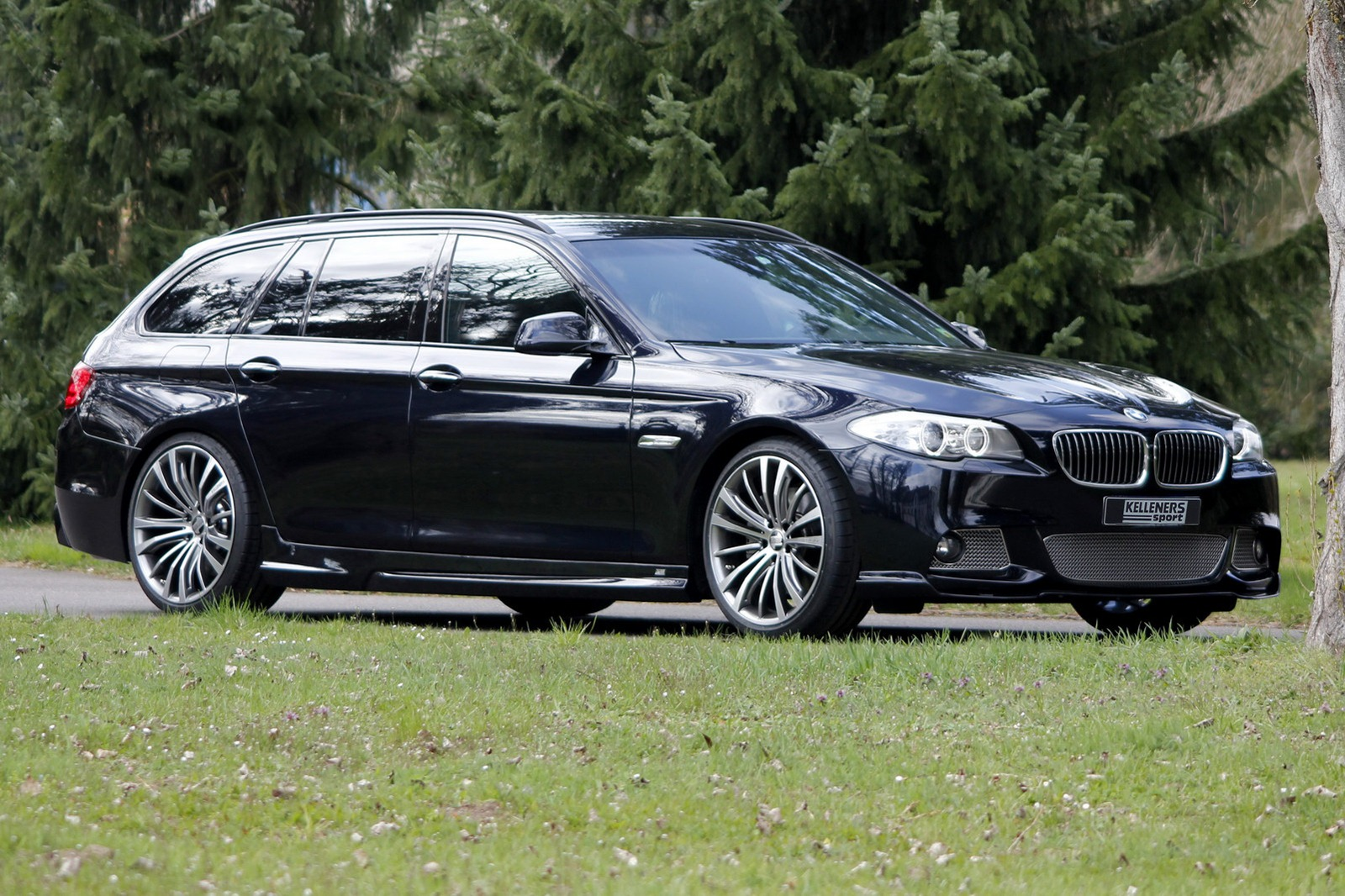 BMW 5 Series Touring by Kelleners Sport