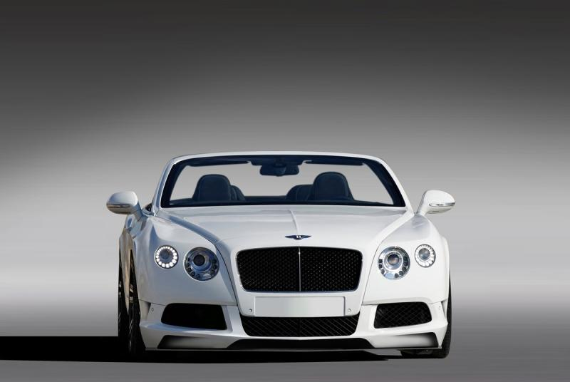 Imperium unveils Bentley Continental GTC tuning kit