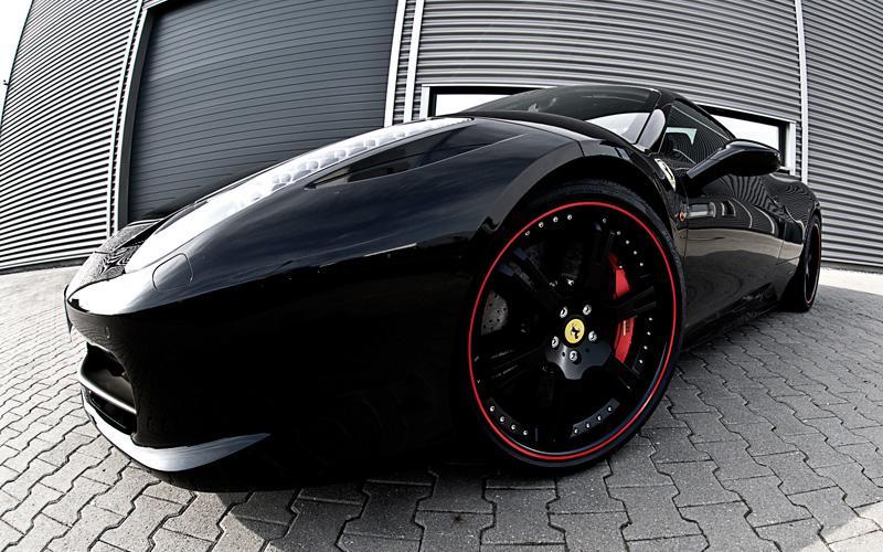 Wheelsandmore unveils Ferrari 458 Italia Spider Perfetto