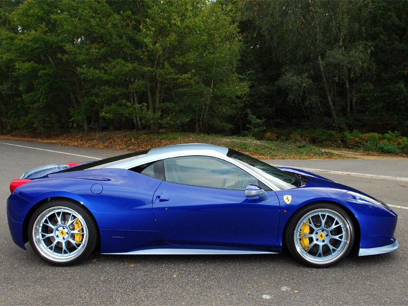 Ferrari 458 Italia by Evolution 2 Motorsport
