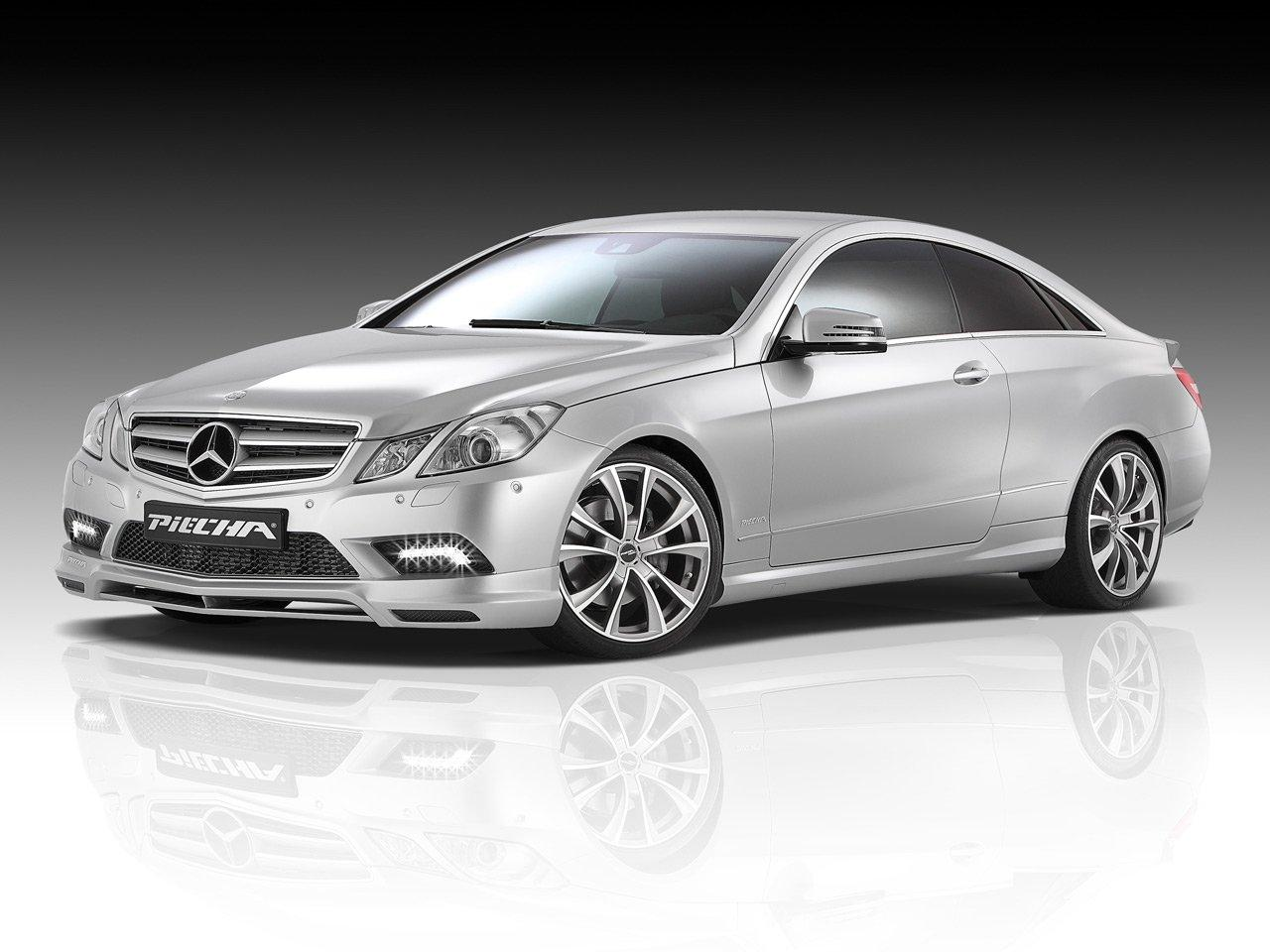 Mercedes E-Class by Piecha Design