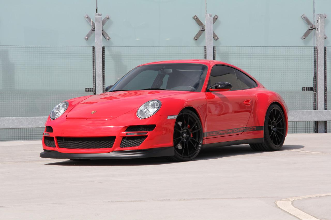 Cars & Art tune the Porsche 997 Carrera 4S