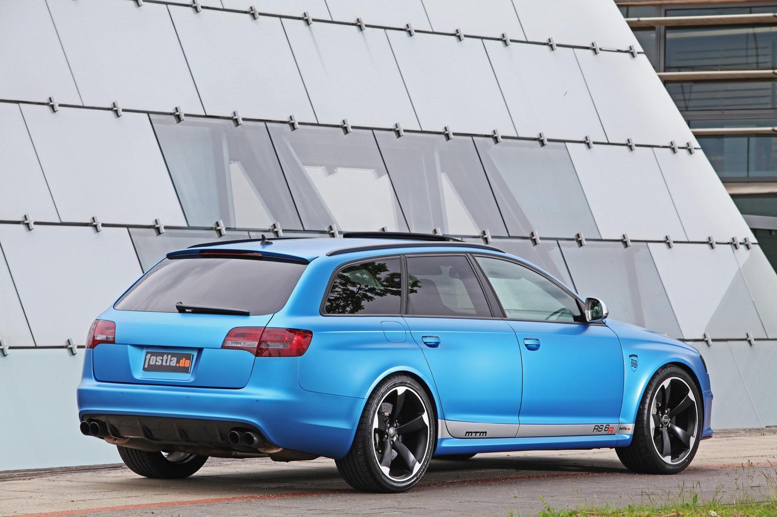 Audi RS6 Avant by Fostla and MTM