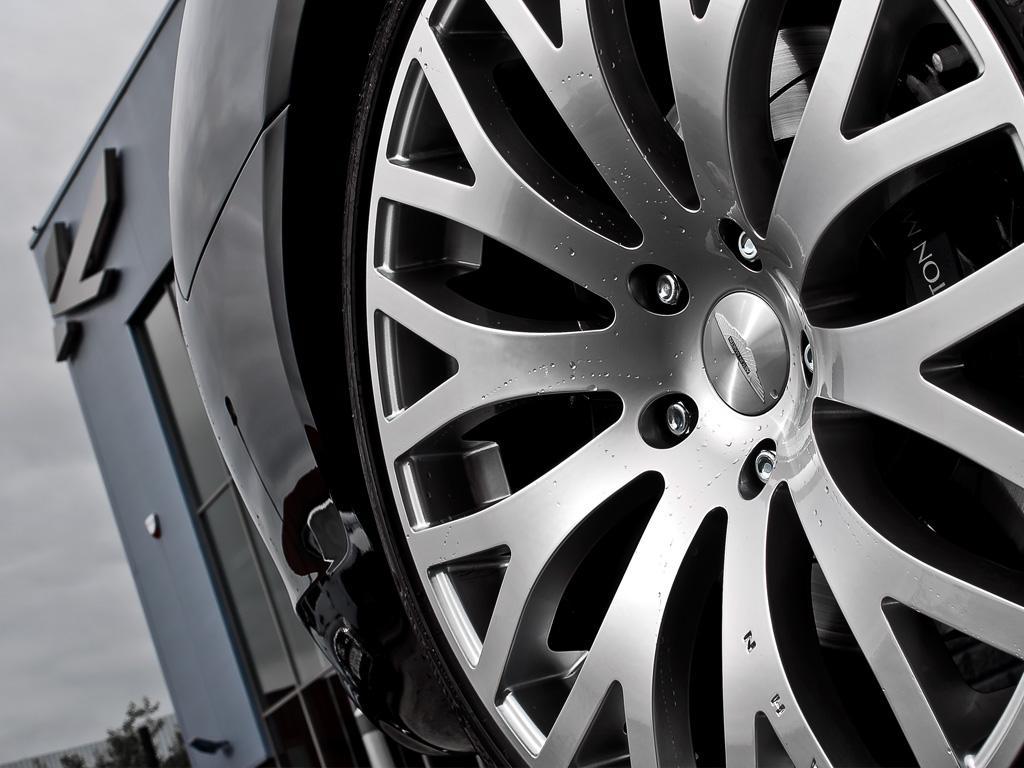 Aston Martin Rapide by Kahn Design