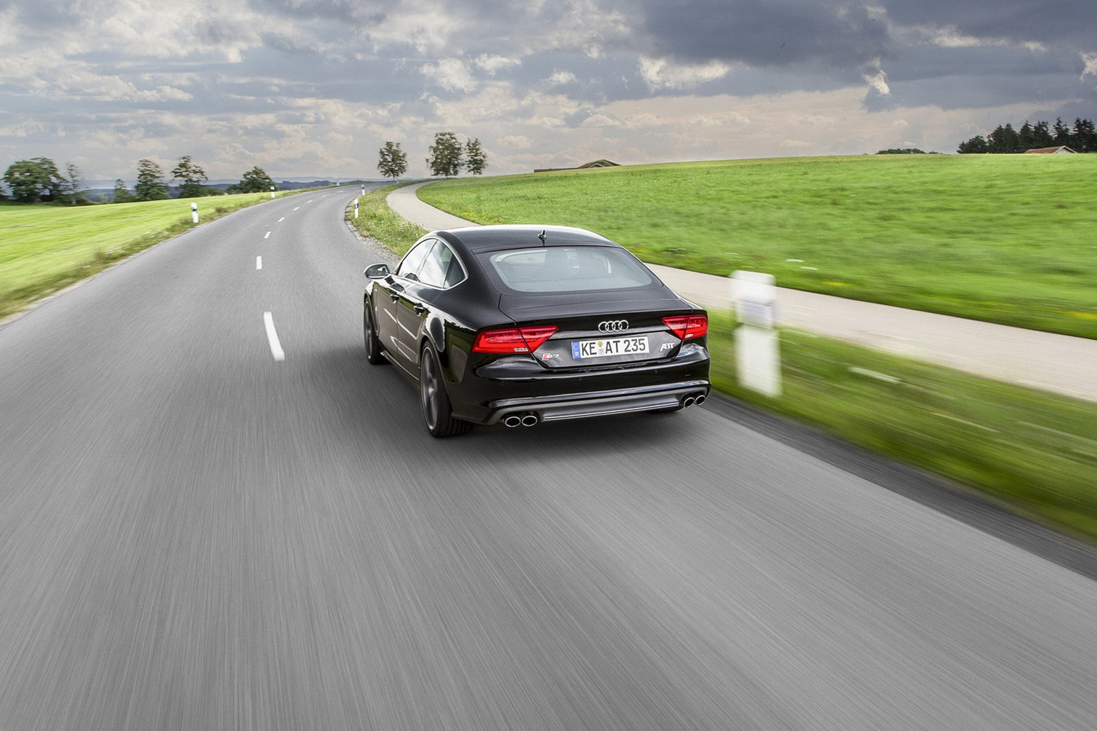 ABT Sportsline tunes the new Audi S7 Sportback