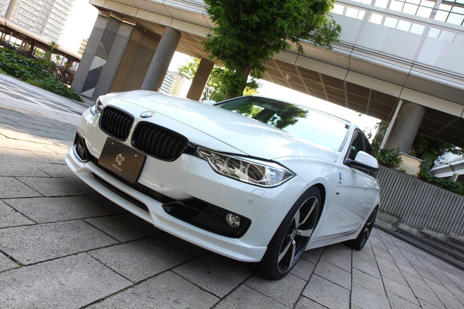 BMW 3 Series by 3D Design