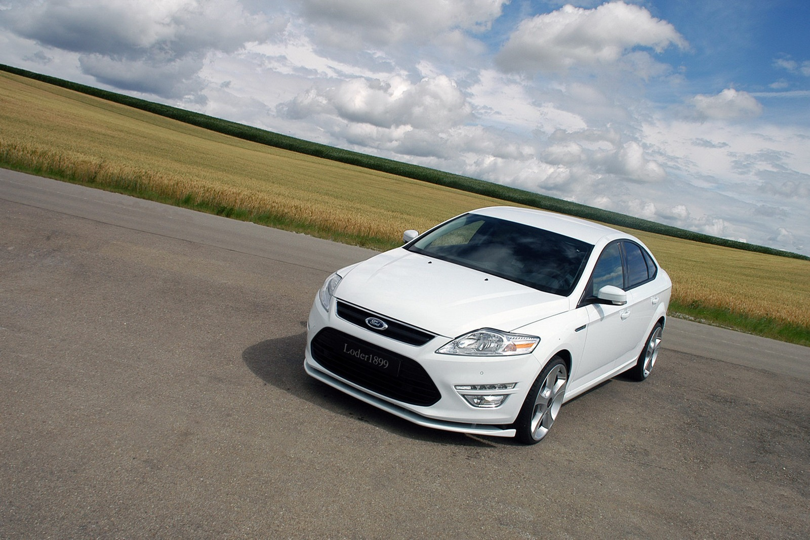 Ford Mondeo tuned by Loder1899