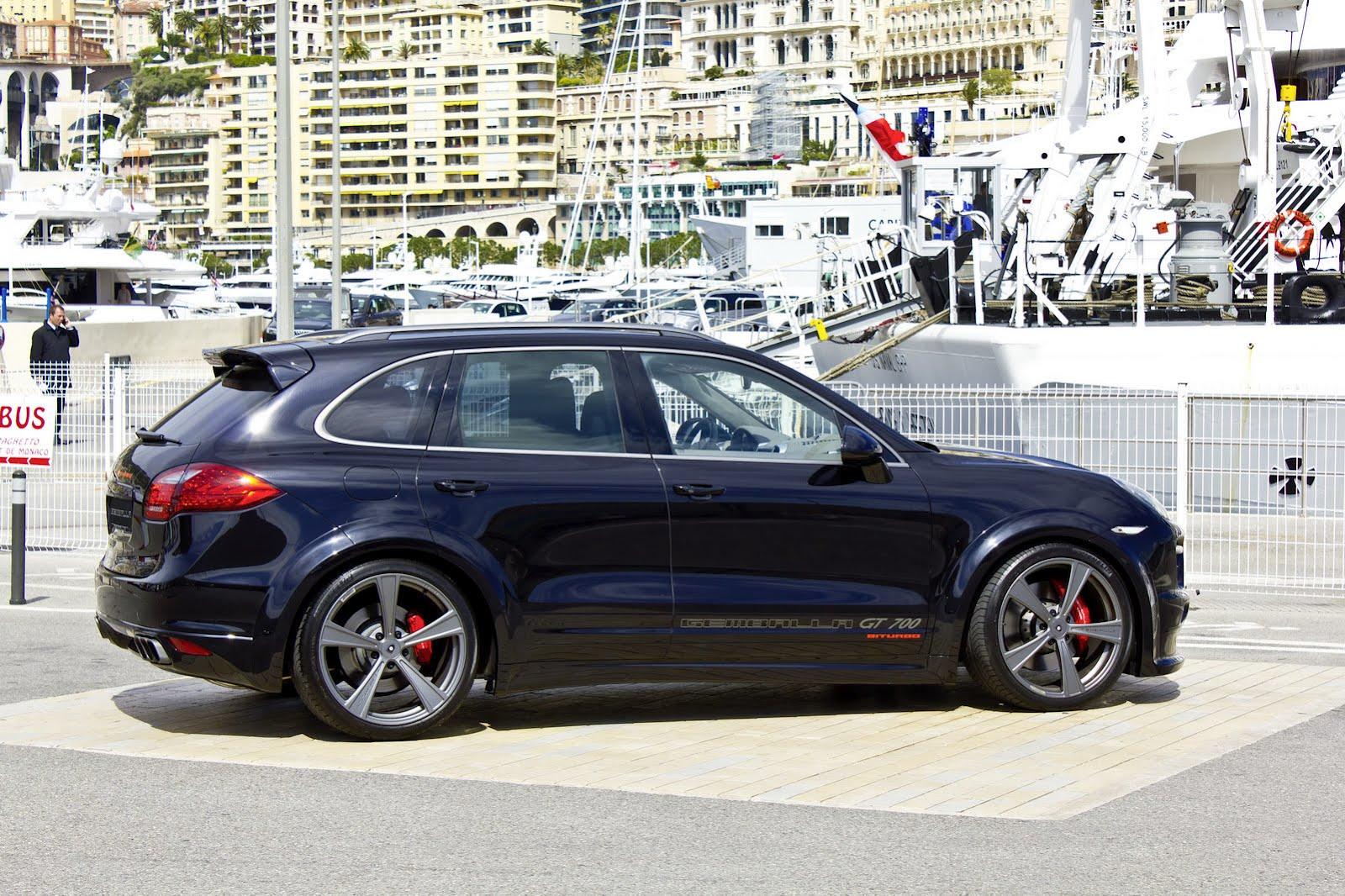 Porsche Cayenne by Gemballa