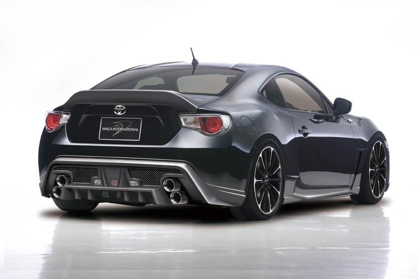 Wald International teases Toyota GT86 tuning program