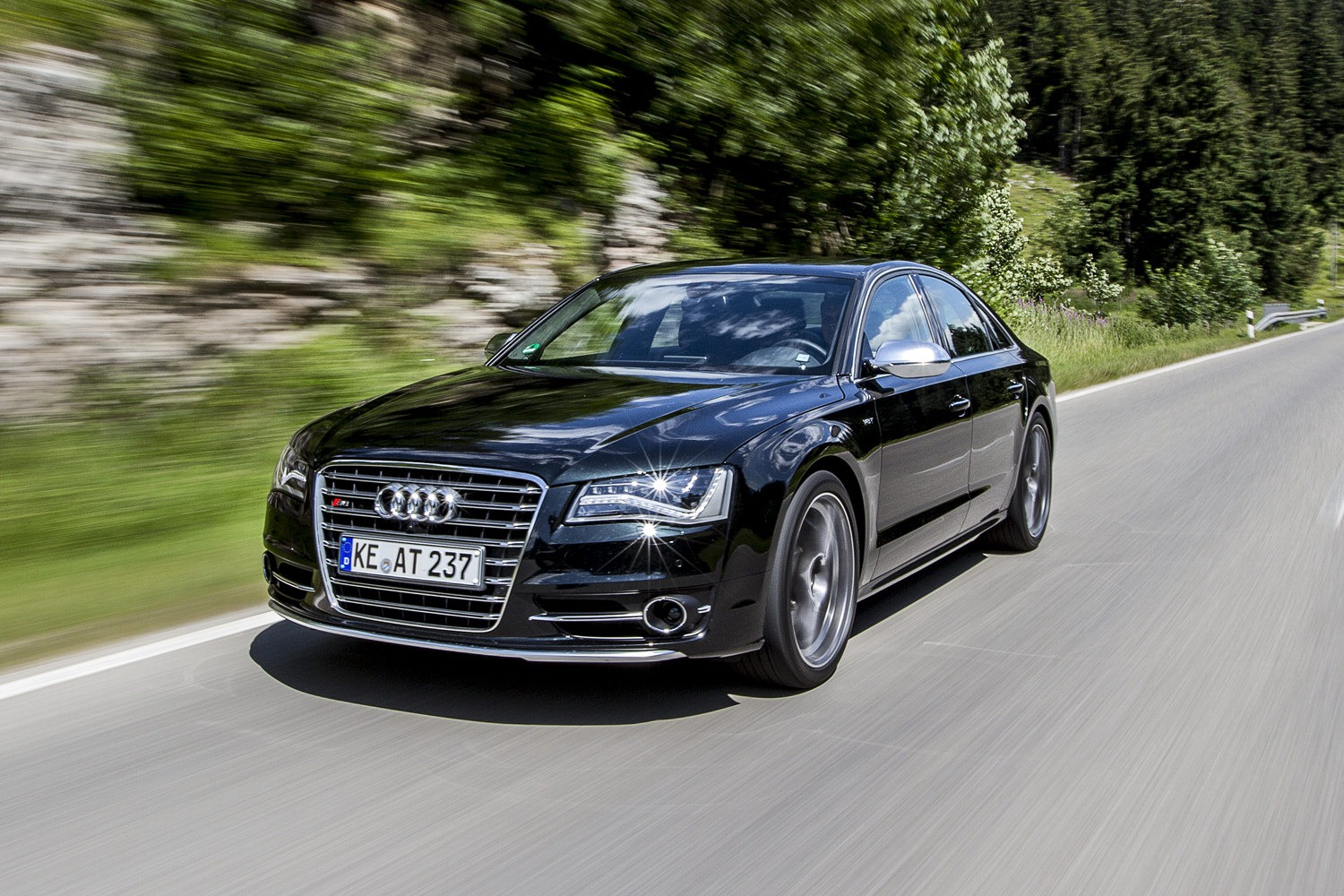 ABT Sportsline squeezes 612HP from Audi S8