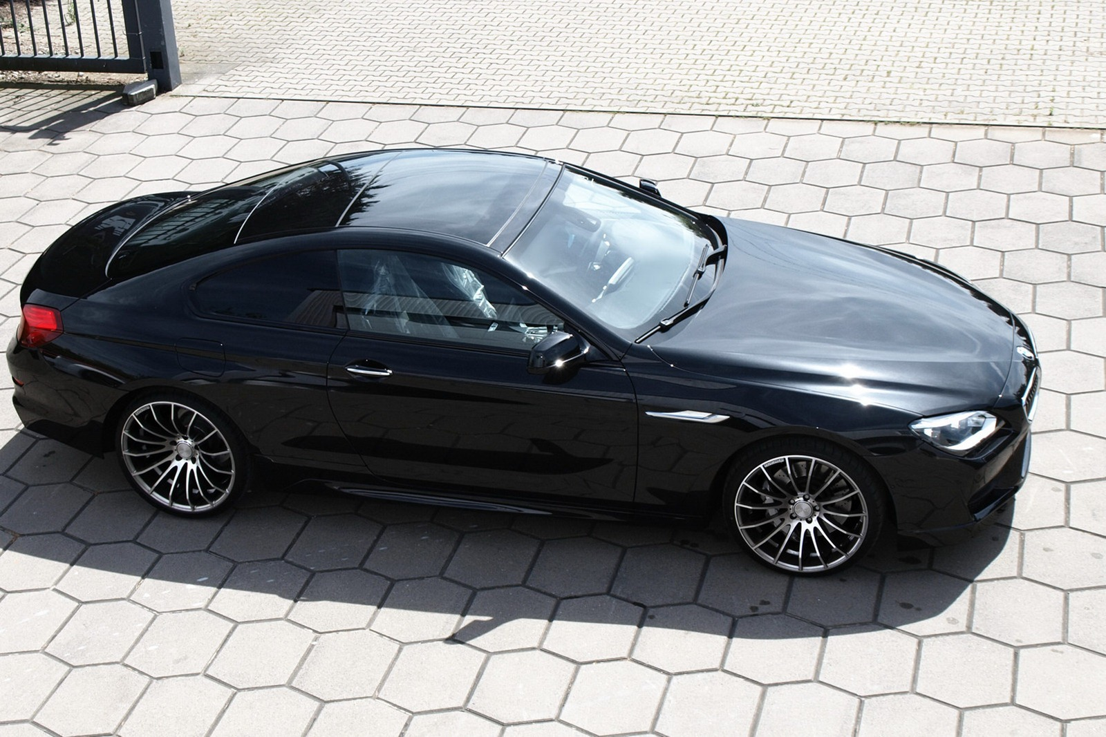 Prior Design prepares the new BMW 6 Series