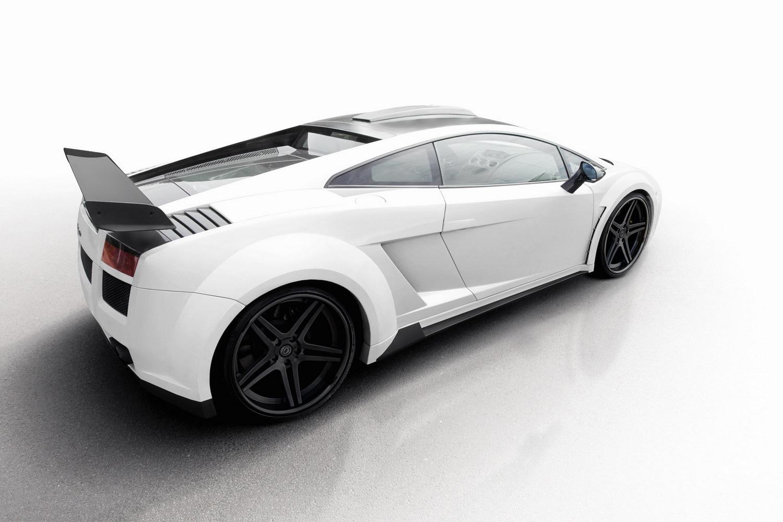 Lamborghini Gallardo by Prior Design
