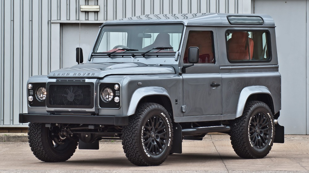 Kahn's take on the Land Rover Defender