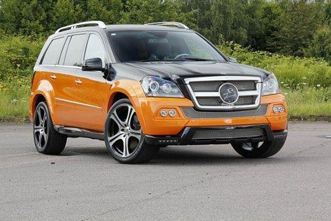 Mercedes CGL 45 Royal Last Edition by Carlsson