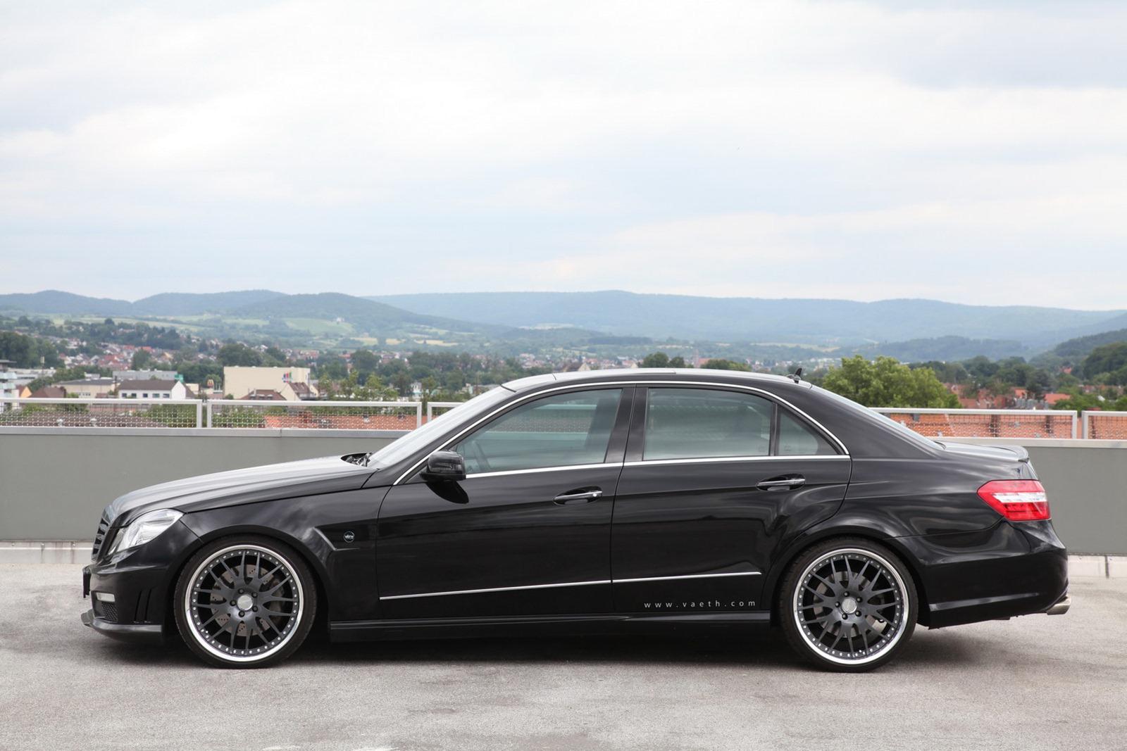 Mercedes E500 by VATH