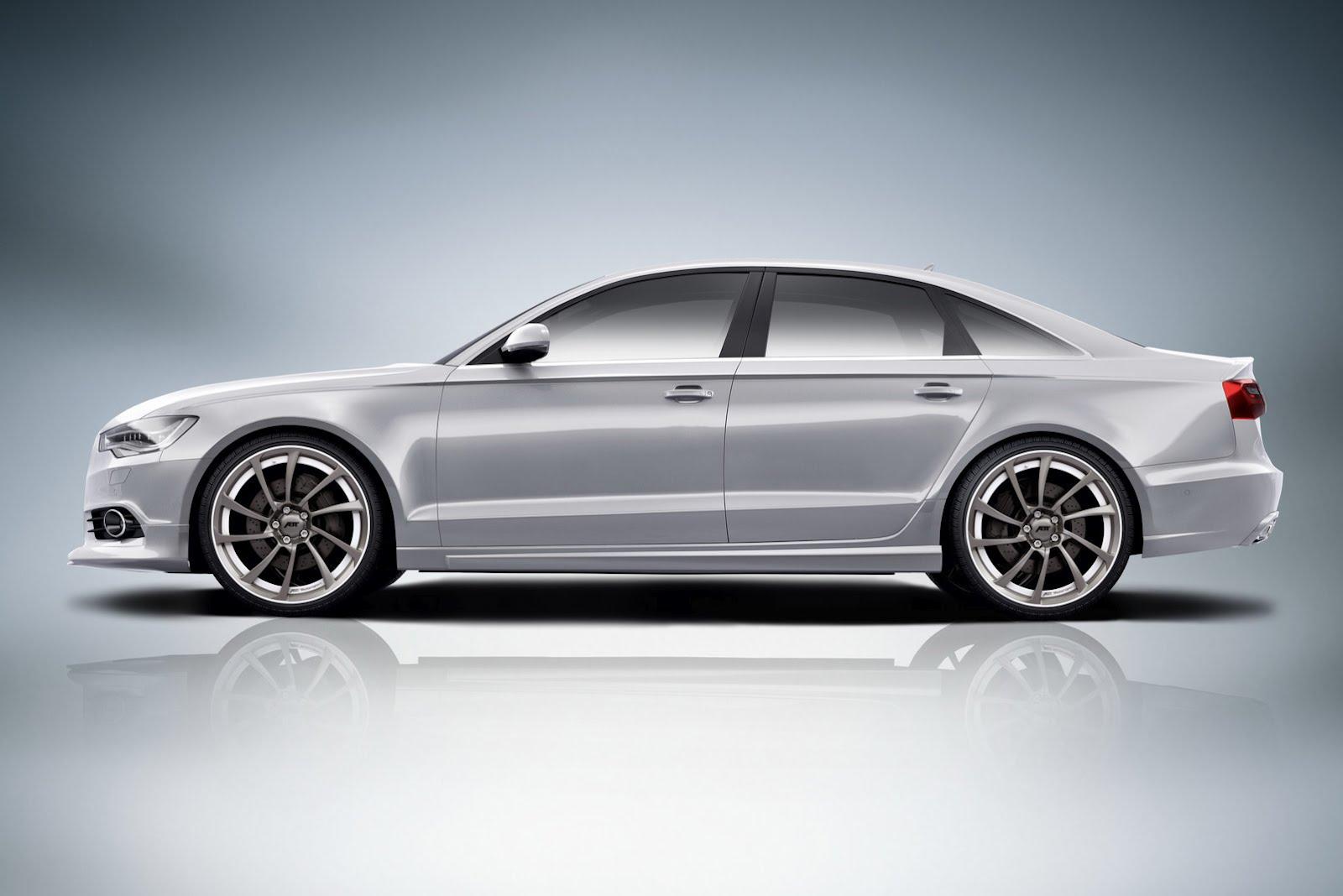 Audi A6 by ABT Sportsline