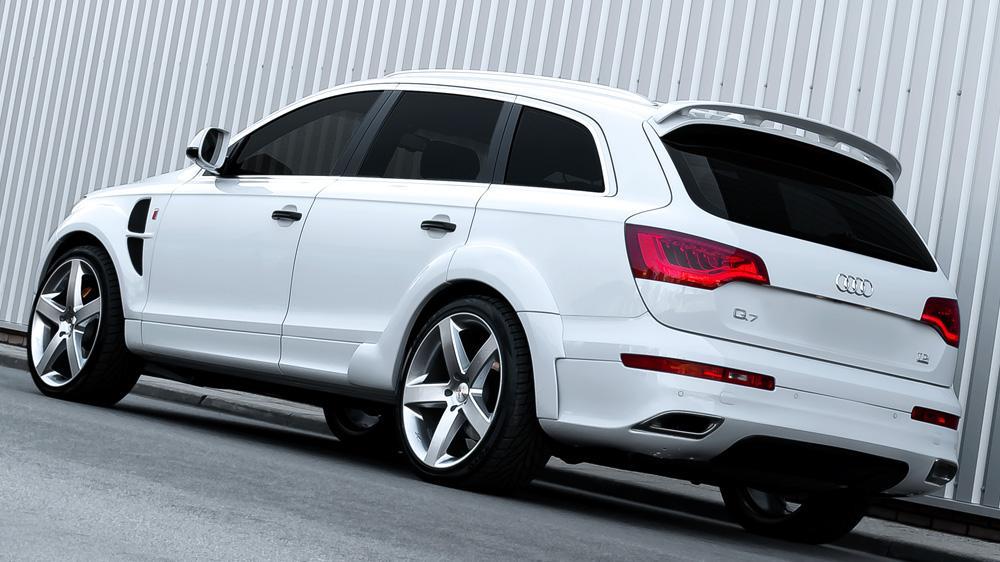 Audi Q7 Quattro by A. Kahn Design