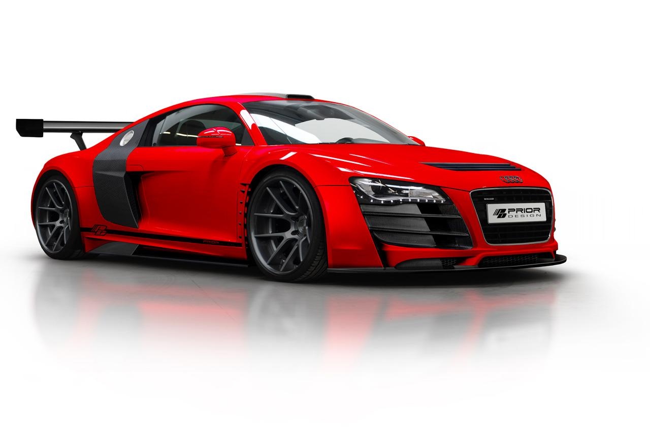 Prior Design unveils the Audi R8 GT850
