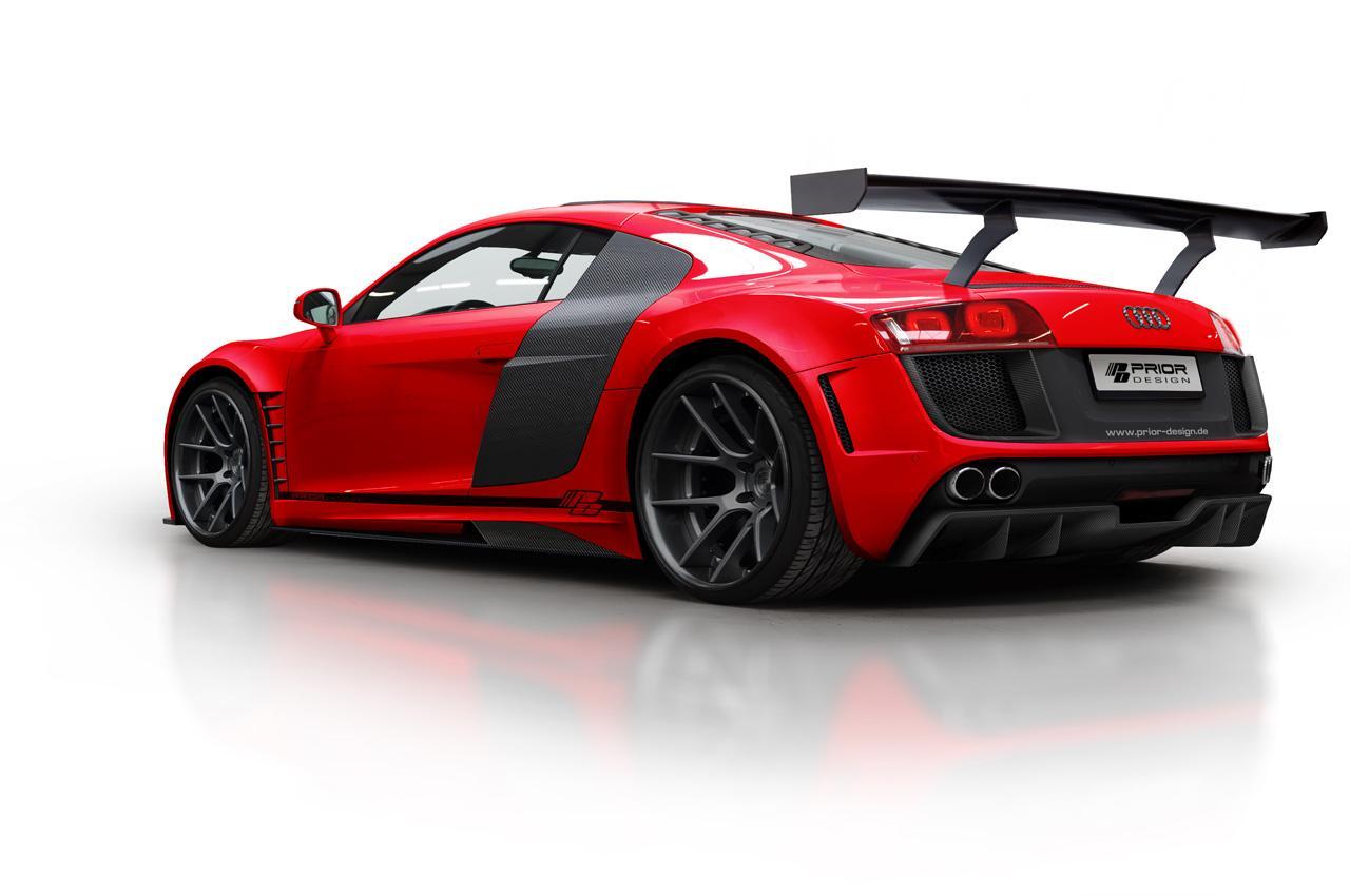 Audi R8 GT850 by Prior Design