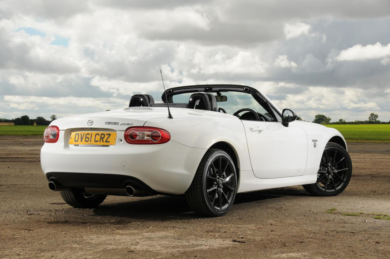 BBR tunes the Mazda MX-5