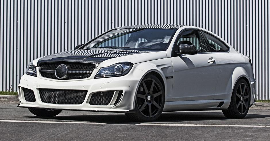 Mansory introduces Mercedes C-Class styling kit