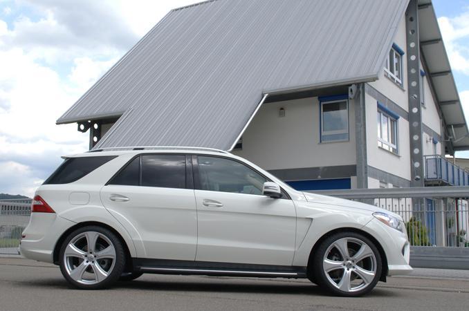 Mercedes M-Class by Hofele-Design