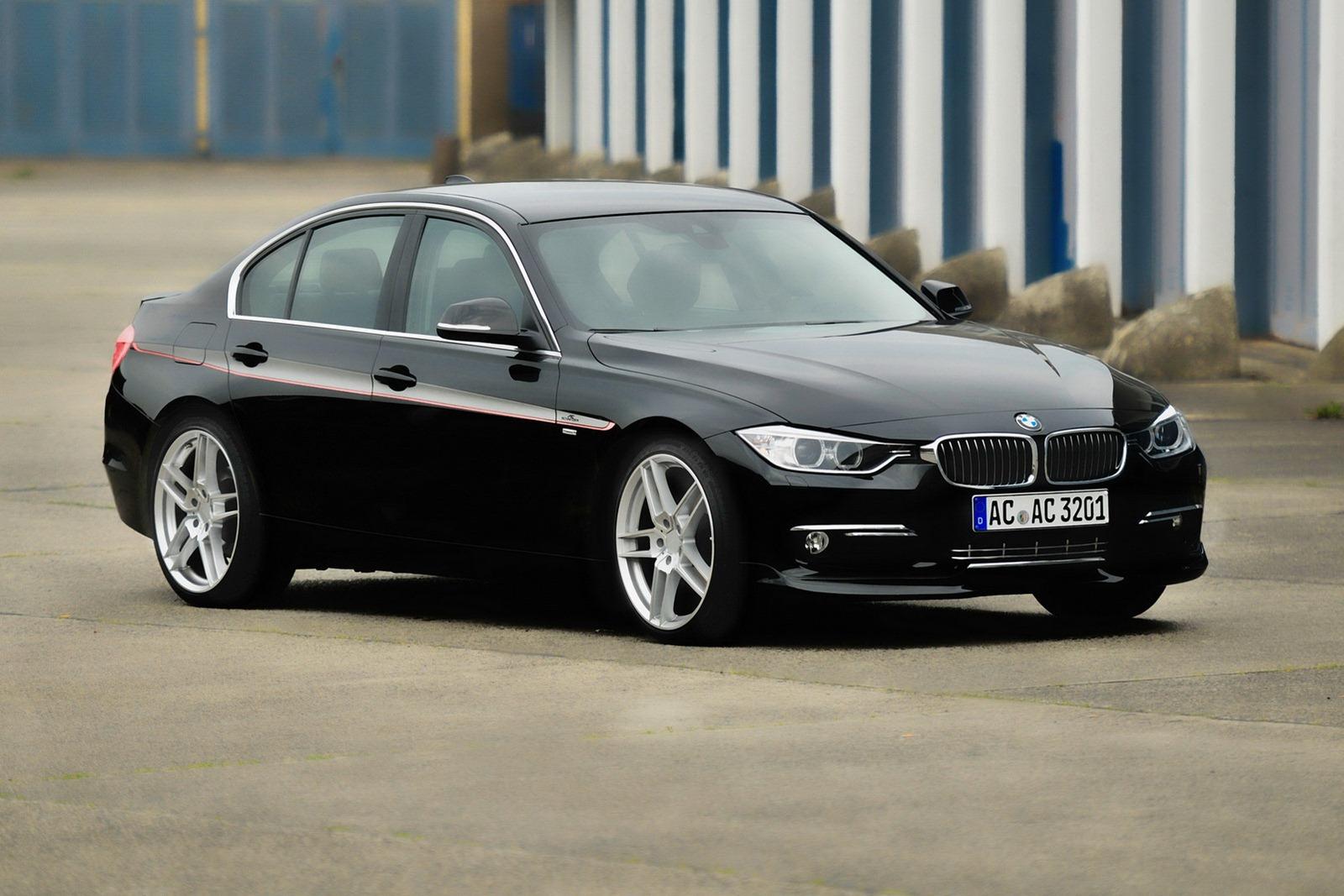 BMW 3 Series Sedan tuned by AC Schnitzer