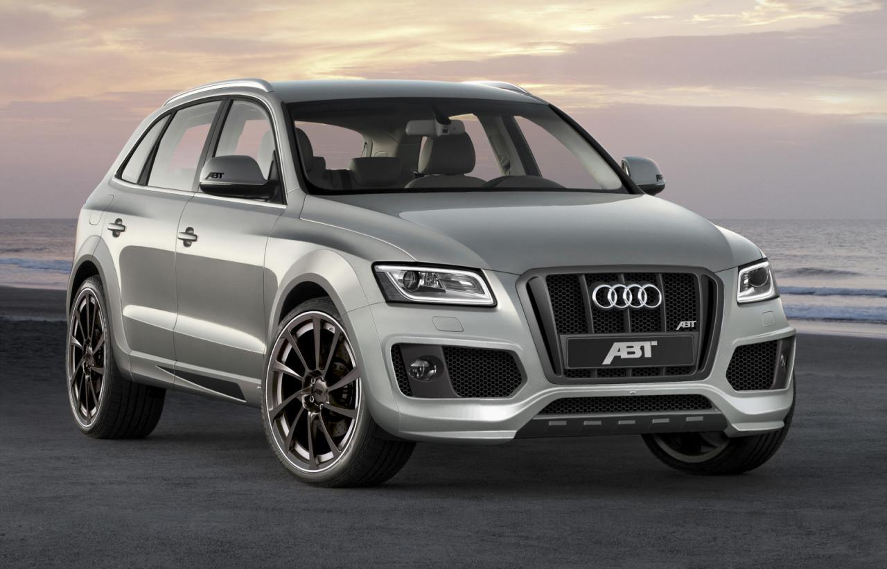 2013 Audi Q5 by ABT